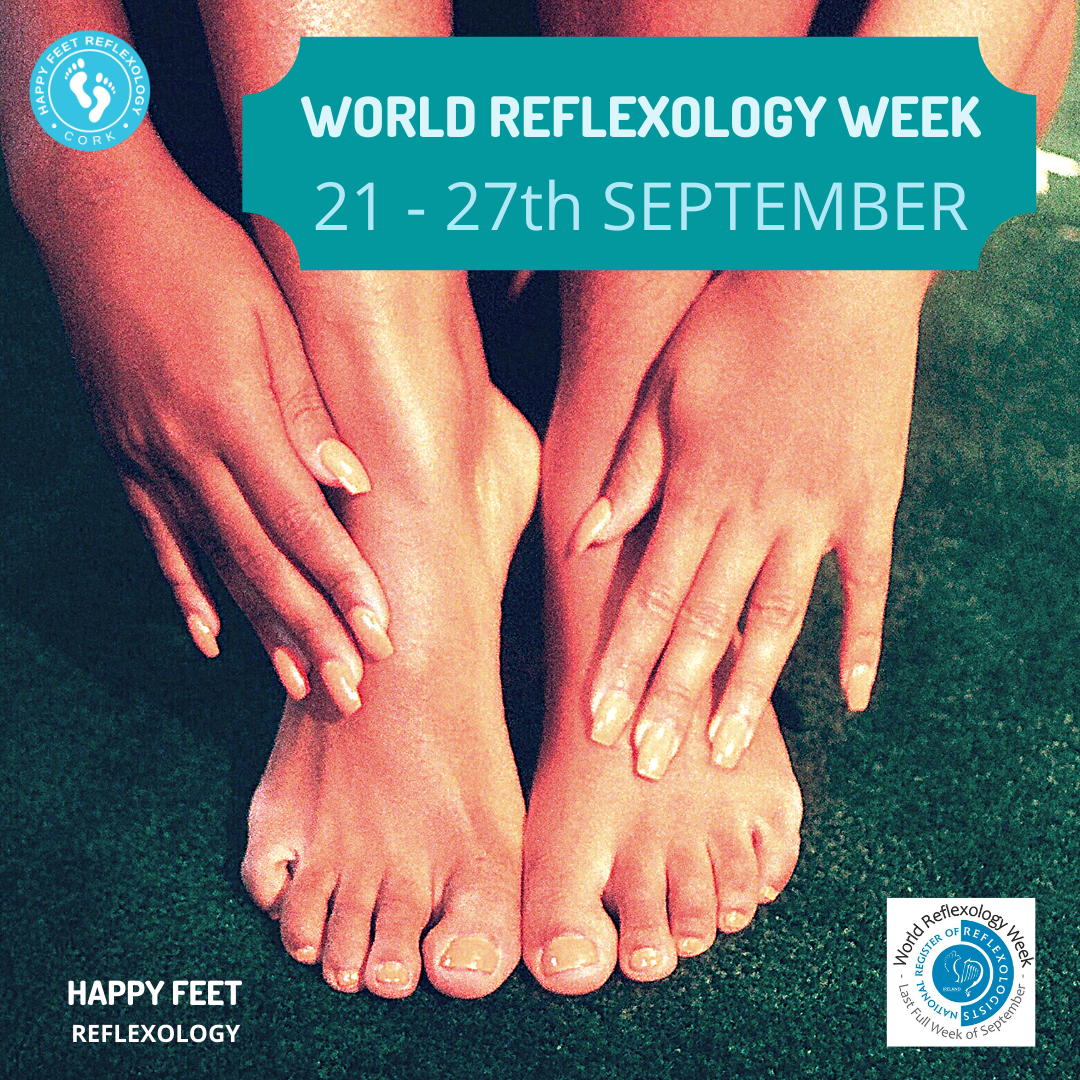 World Reflexology Week 2020